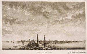 Cádiz en 1795